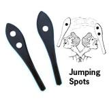 Les Points Baladeurs - Jumping Spots