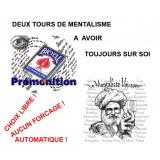 DEUX TOURS DE MENTALISME