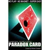PARADOX CARD - Mickael Chatelain