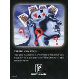 Parade des Rois - Prédiction avec cartes