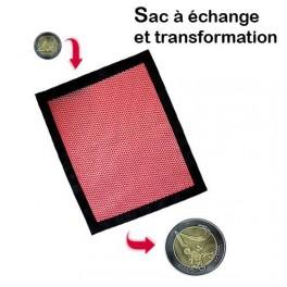 Sac à échange et transformation