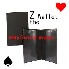 Portefeuille Z - Mini Switch Wallet