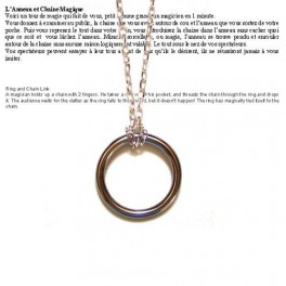 Magic Ring and Chain Link
