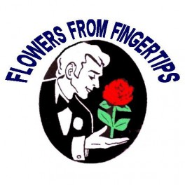 Flowers from your fingertips