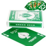 Cartes Bicycle Green Deck