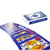 Ice Blue Deck Cartes Bicycle