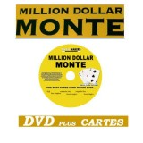Million Dollar Monte - DVD & Cards