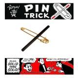 Pin Trick- el truco de los imperdibles y de las baritas mágicas