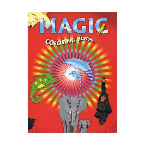 Gran libro magico para pintar - Magic Colouring Book 9,99 € Magicshop