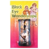 Caleidoscopio - ojo negro
