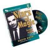 DVD Stars Of Magic - David Roth le magicien de pièces