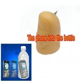 FP avec petite lame de cutter pour le tour mobile dans bouteille