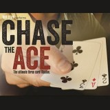 Chercher l'As, en cartes Bicycle plus DVD Chase The Ace