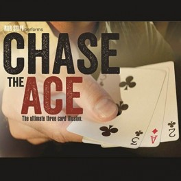 Chase The Ace - Bicycle Cards plus DVD