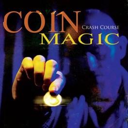 coin magic crash course dvd un tr s bon dvd d 39 initiation sur les tours de magie avec des pi ces. Black Bedroom Furniture Sets. Home Design Ideas