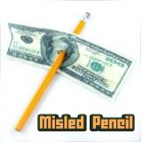 Misled Pencil
