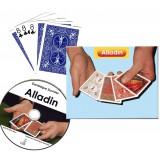 ALLADIN Le Tour de magie Dingue - Cartes et DVD