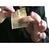 50 Euros à vue - Climax Magie