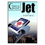 Jet-Card de Mickael Chatelain