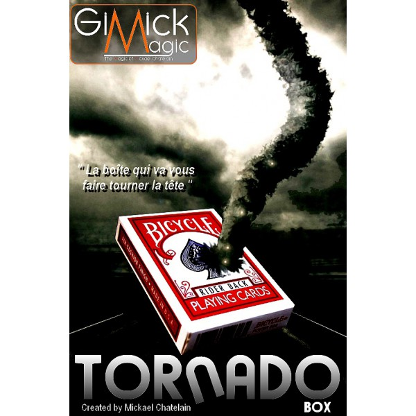 Back To Search Resultstoys & Hobbies Classic Toys Tornado Box By Mickael Chatelain Magic Tricks Online Shop