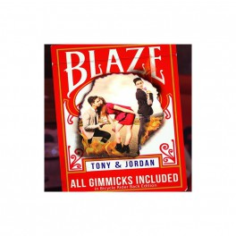BLAZE (DVD + GIMMICK) - LES FRENCH TWINS