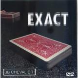 EXACT de JB Chevalier DVD & cartes spéciales