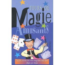 """Livre pour enfant """"Tours de Magie Amusants"""