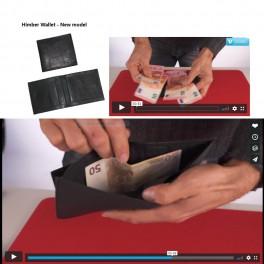 Nouveau Portefeuille Himber en cuir