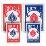 Jeu de cartes Bicycle Rider Back MINI
