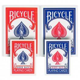 Jeu de cartes Bicycle Rider Back MINI