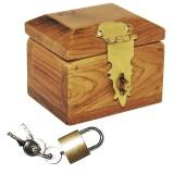 Lock Box - Coffre à disparition d'une bague