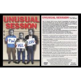 DVD Unusual Session de Paul Wilson