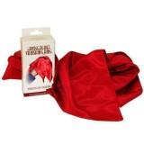 Foulard Rouge pour faire disparaître une Bague
