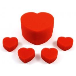 Les 4 Cœurs en mousse Multipliant