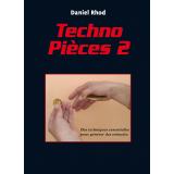 Livre : Techno Pièces Vol. 2