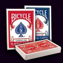 Jeu de Cartes Bicycle SUPREME-LINE