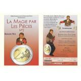 Dvd La magie par les pièces V.2 De Bernard Bilis