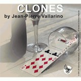 CLONES de JP Vallarino DVD plus Gimmicks