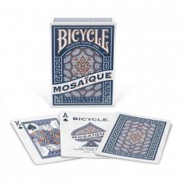 Jeu de cartes Bicycle - Mosaique -Edition Spécial