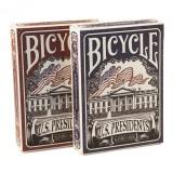 Jeu Bicycle - U.S. Presidents