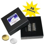 40 Disc Neo-Magnets 22mm x 1 mm