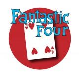 Les 4 « Quatre » Invisibles