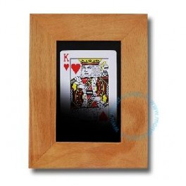 "La Carte au Cadre – Version Jumbo ""Jumbo Card Frame"""