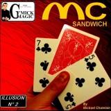 MC Sandwich de Mickael Chatelain