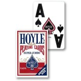 Cartes HOYLE Super Jumbo Index