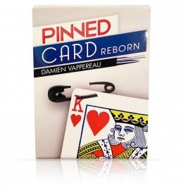 Pinned Card Reborn de Damien Vappereau