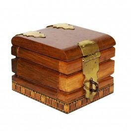 Lock Box - Standard Mini Ring Box