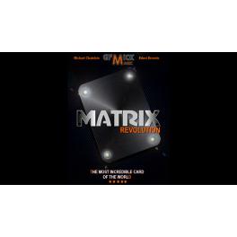 MATRIX-REVOLUTION de Mickael Chatelain