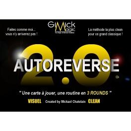 AUTOREVERSE 2.0 de Mickael Chatelain