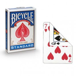 Jeu de 54 Cartes Bicycle double-face